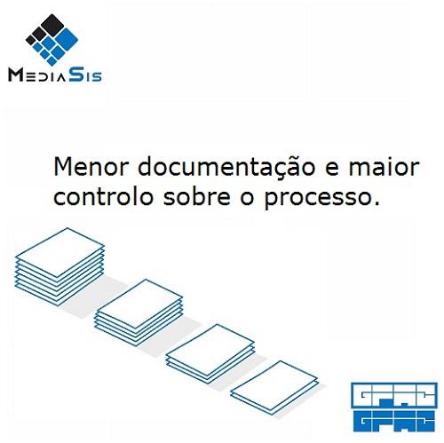 ERP GPACnx: menor documentação e maior controlo sobre o processo.